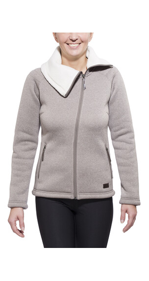 Jack Wolfskin Terra Nova Jacket Women siltstone
